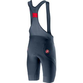 Castelli Endurance 2 Bib Shorts Heren, dark/steel blue